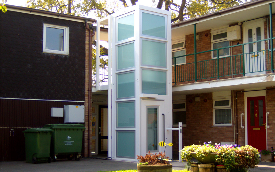 External Platform Lifts - An easy way to give access to your property