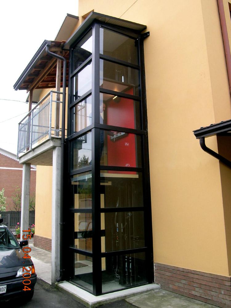 External Lifts / External Platform Lift Gallery Image
