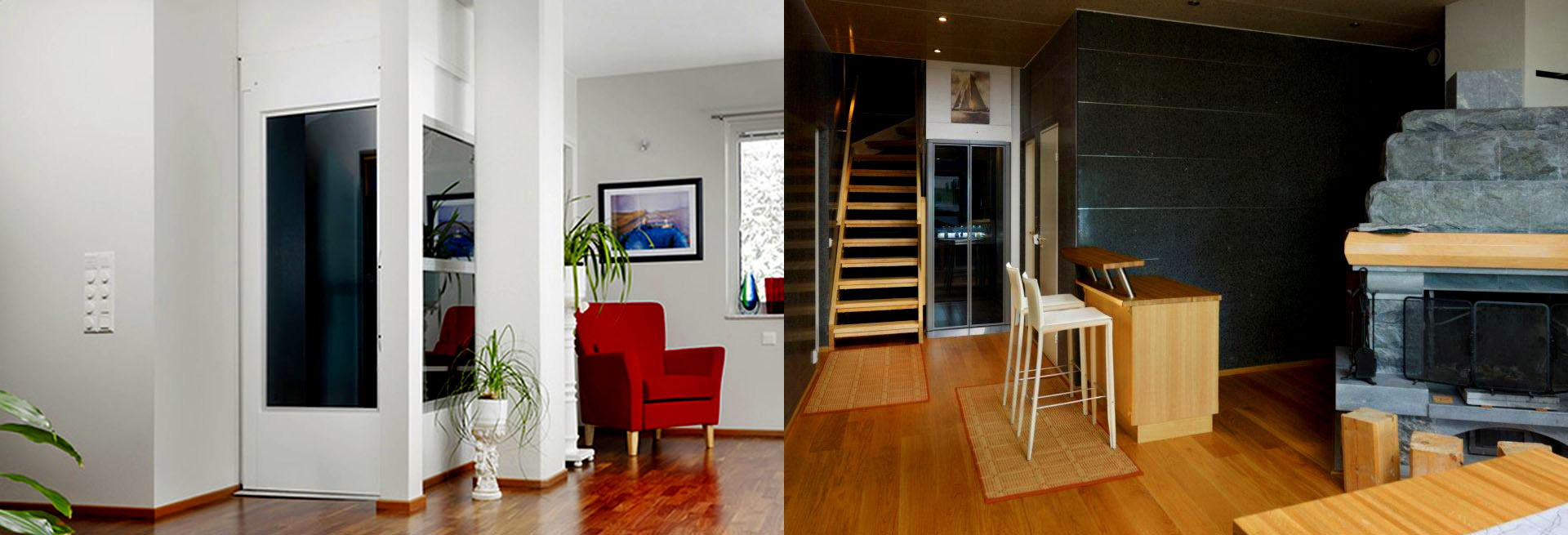 House Lifts Slideshow Banner Image