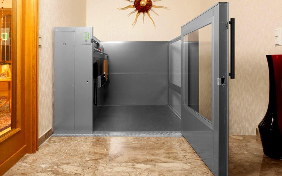 The Rise Domestic Platform Lift provides the perfect mid range lift solution